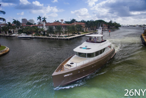 According to the Report, Lower Prices can be Found on Yachts for Sale Such as this 82ft Nisi