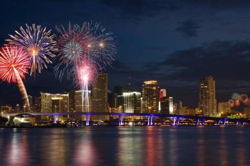 New Year's Eve yacht charter