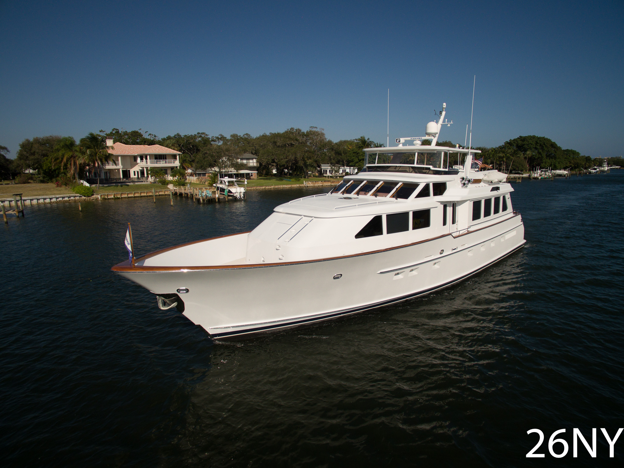 Checkmate - See Her at Yachts Miami 2017