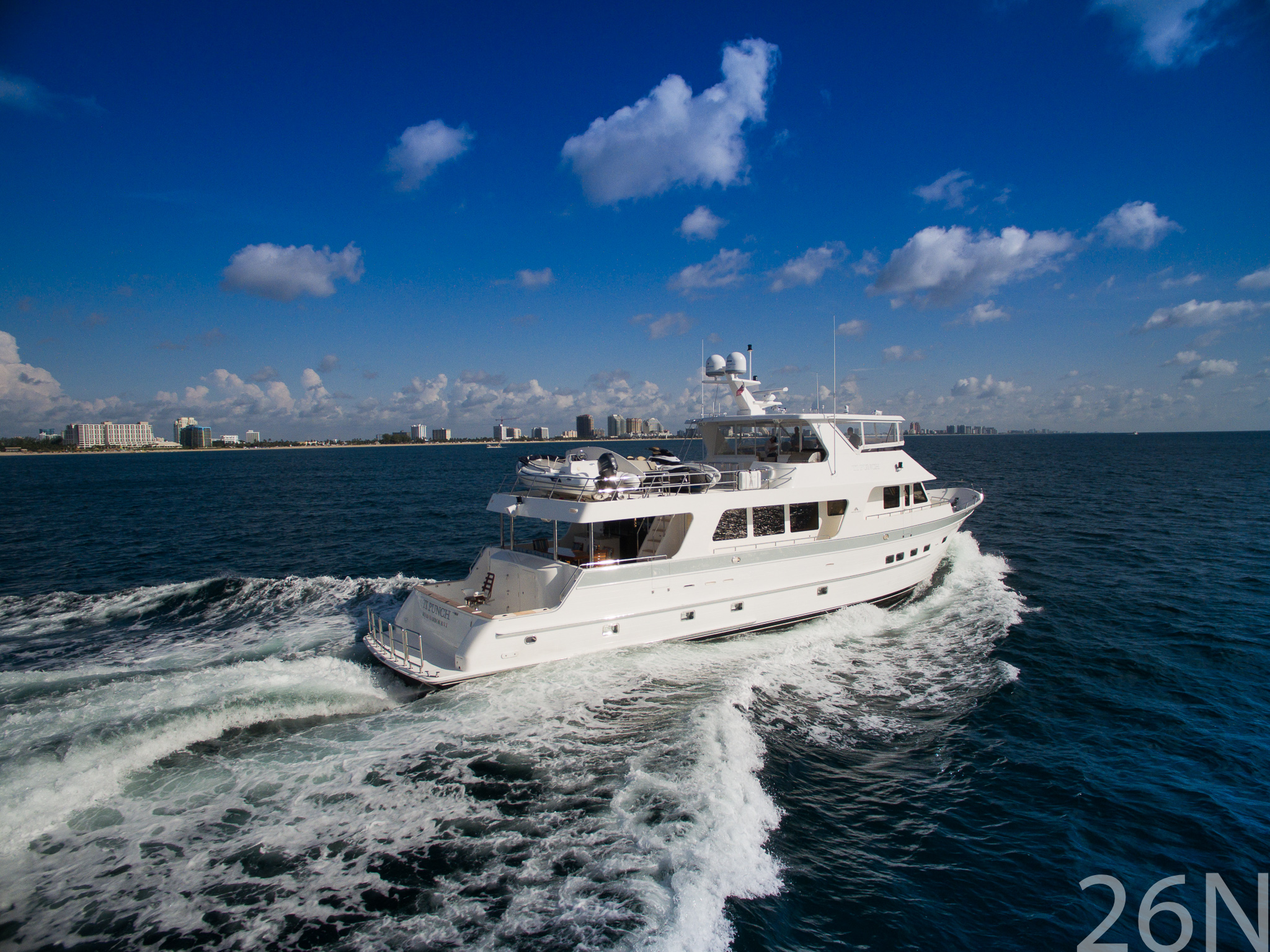 Ti Punch - See Her at Yachts Miami 2017