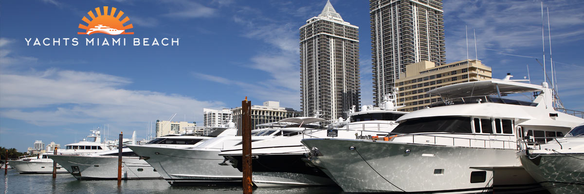 New Yachts To Be Debuted At Miami Beach 2017