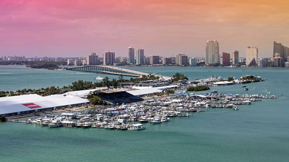 New yachts at the miami international boat show 26 north yachts - Miami boat show ...