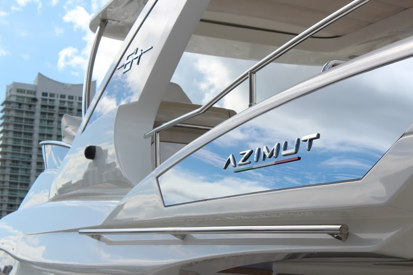 64 u0026 39  azimut top secret motor yacht for charter