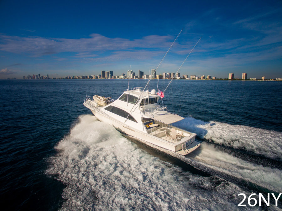 73 Ocean Big E Motor Yacht For Sale