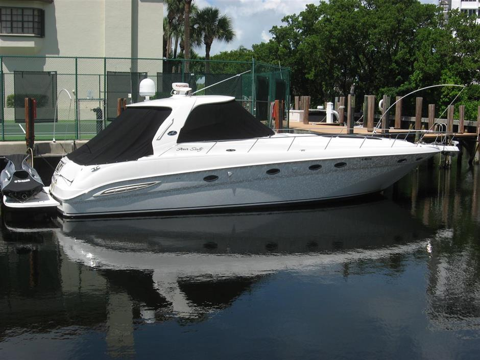 46 U0026 39  Sea Ray Yachts 460 Sundancer