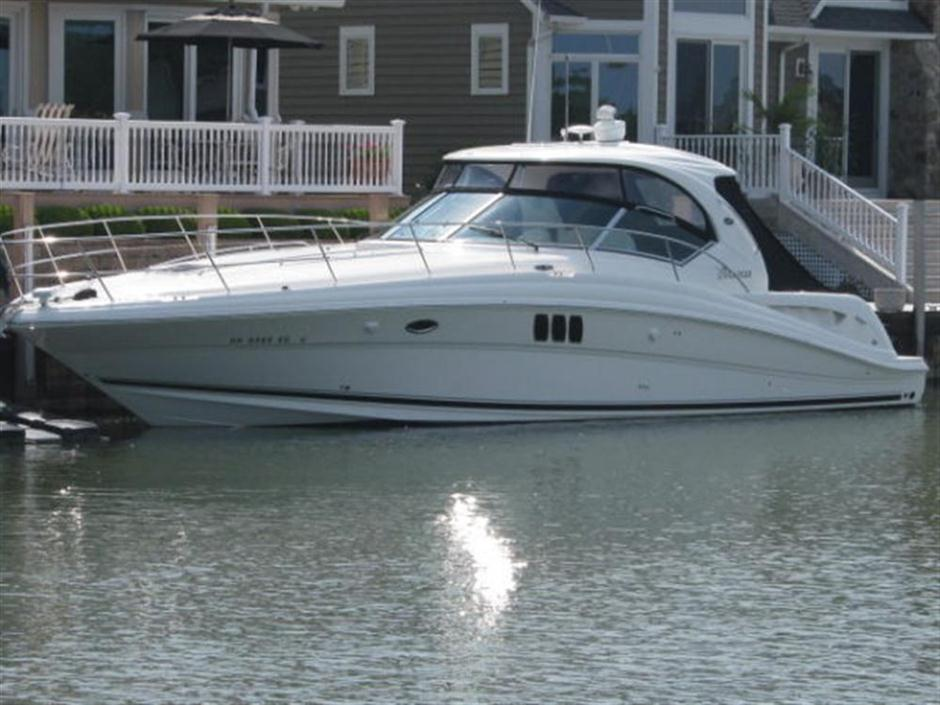 44 U0026 39  Sea Ray Yachts 44 Sundancer