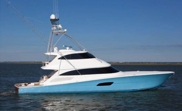 Viking Yachts Price On Application