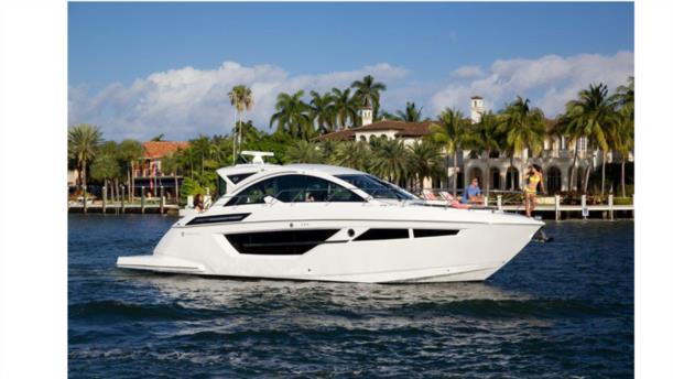 Cruisers Yachts Archives | 26 North Yachts
