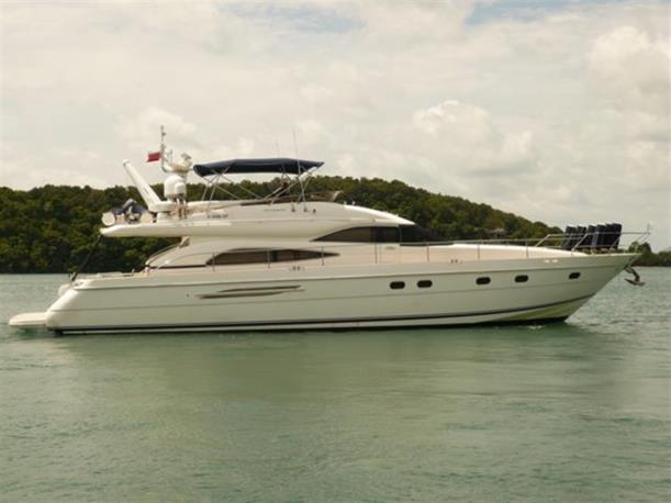 Louise Princess Yachts for Sale - 26 North Yachts