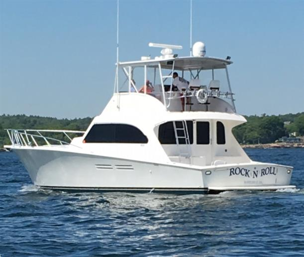 50 39 post yachts 50 convertible 26 north yachts for Party boat fishing ct