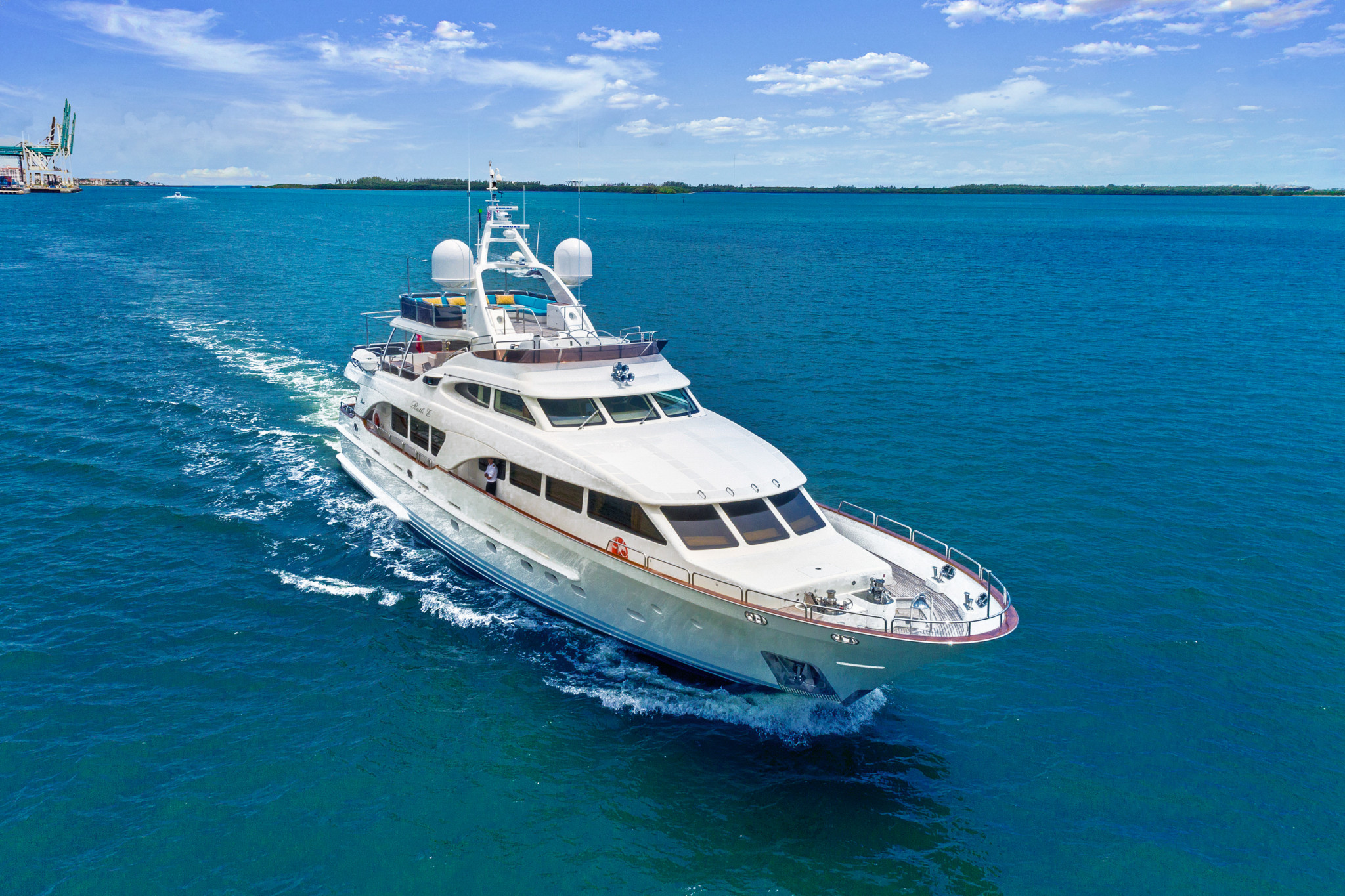 Benetti Yachts for Sale - 26 North Yachts