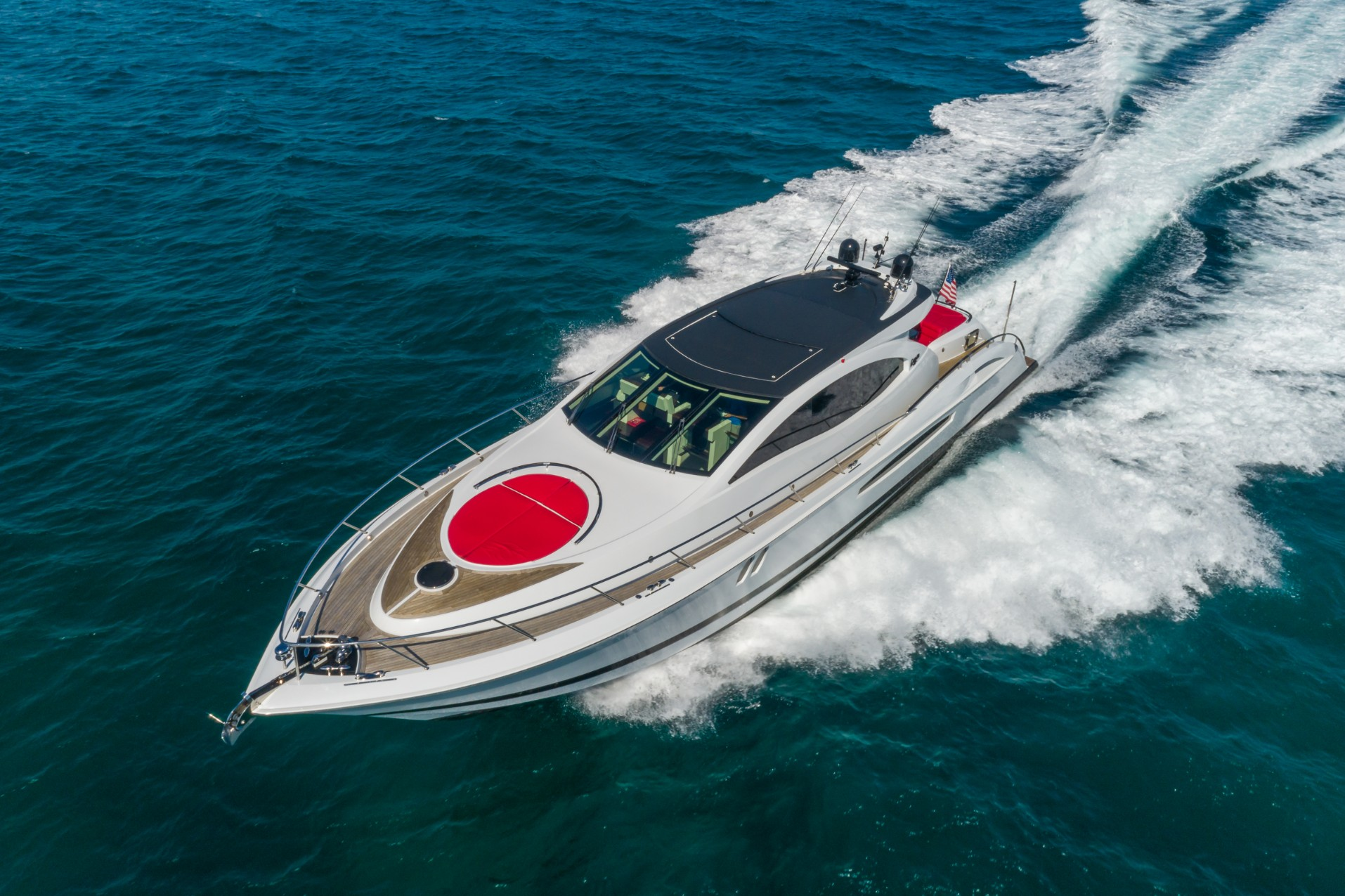 Lazzara Yachts for Sale - 26 North Yachts
