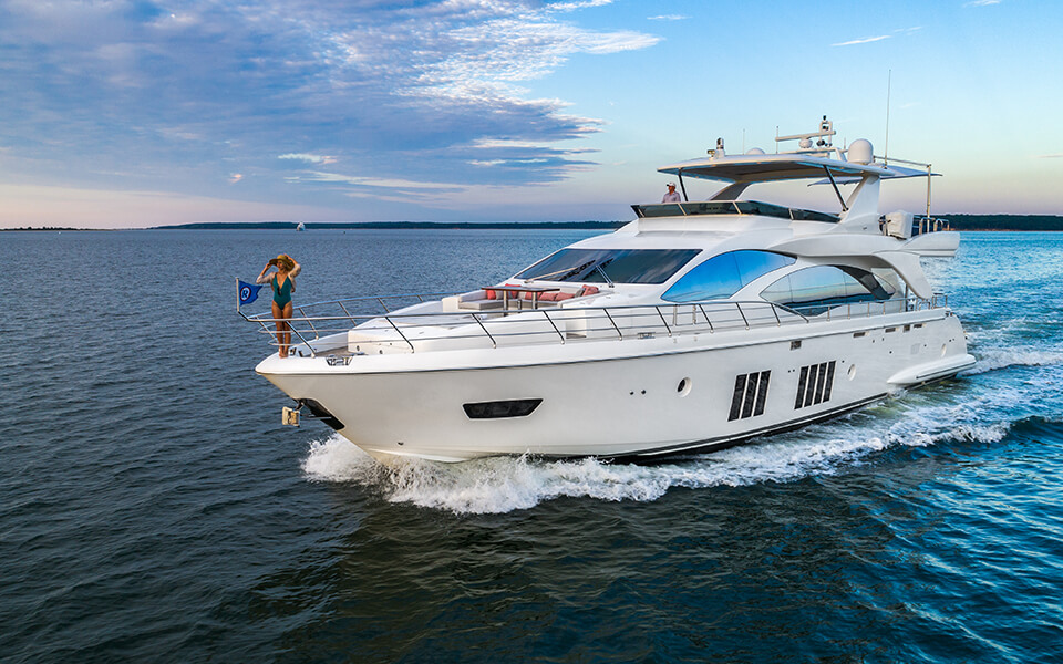 Azimut Yachts for Sale - 26 North Yachts