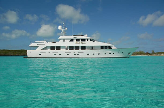 Christensen Yachts Charters - Sweet Escape | 26 North Yachts