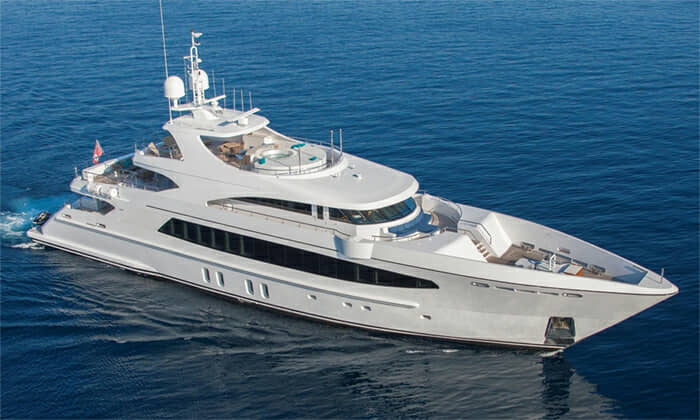 Oceanfast big sky charters at bahamas - 26 North Yachts