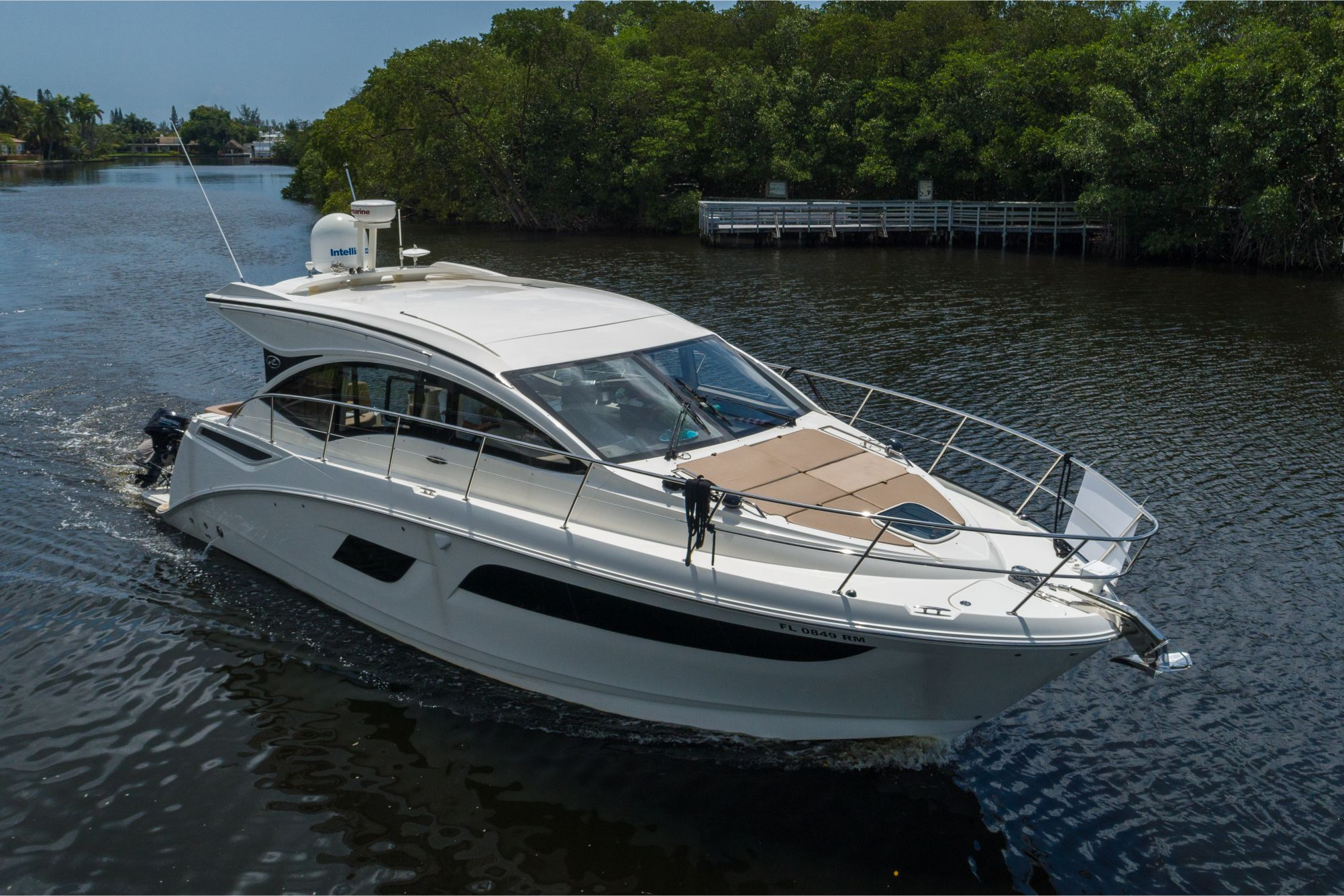 Sea Ray Boats Knot'n Mathers